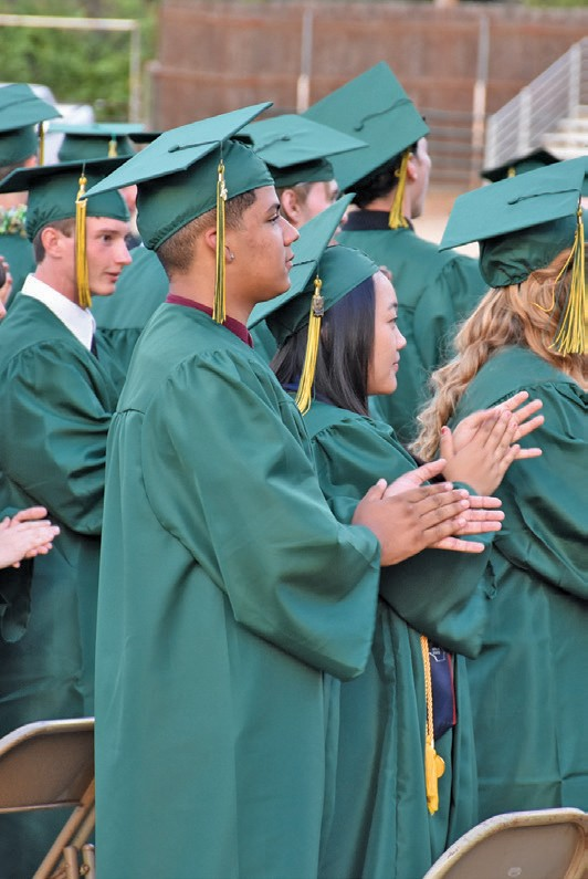 MCHS graduates are all set to get their diplomas this Friday. File photo