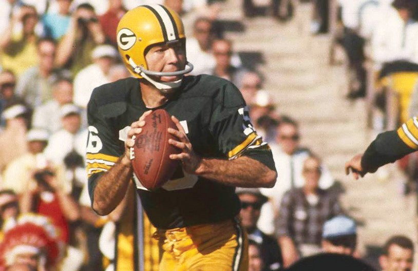 Bart Starr was great on the field, and reportedly great off the field. Courtesy photo