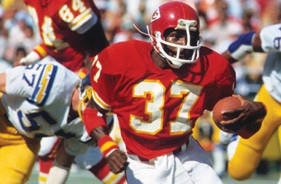 Joe Delaney was on his way to a stellar football career before sacrificing his life. Photo by Walter Iooss Jr./Sports Illustrated and Getty