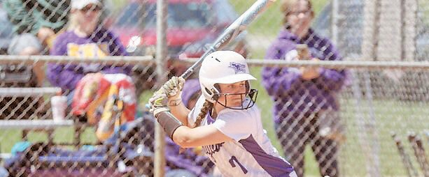 Mariposa's Jessica Vegely thought her final season of eligibility came to a close at Kansas Wesleyan, but thankfully, was granted another year of eligibility, if she chooses to return. Courtesy photo