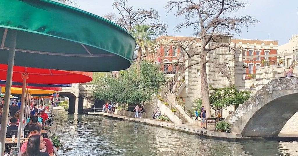 San Antonio, Texas, has several beautiful spots. Submitted photos